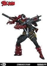 Commando Spawn Comic #34 Color Tops 18 cm Figur McFarlane