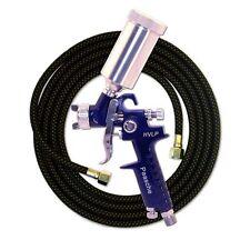 Paasche Hvlp Spray Gun 8mm Head Amp 10 Hose Great For Cerakote Amp Duracoatnew