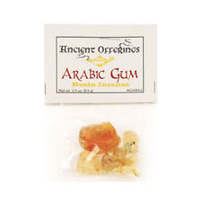Gum Arabic Small 1/3 oz Packet Quality Natural Granular Loose Rock Resin Incense
