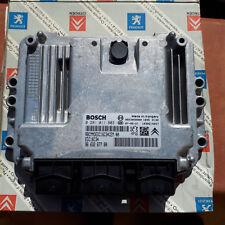 Centralina Motore  Peugeot 307 1.6 HDI BOSCH 0281011803