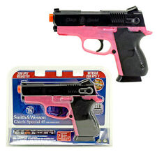 Licensed S&W Smith & Wesson Chiefs Special 45 Airsoft Gun Pistol +1000 BBs BAXS
