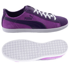 Puma Glyde Lo Wn's Damen Sneaker Turnschuhe Klassiker Leder + PUMA BAG* 38 Neu