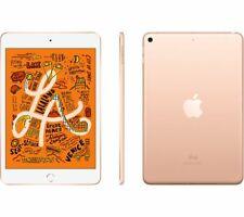 """Original Apple iPad Mini 5 2019 256GB Gold 4G 7.9"""" iOS 12 3GB RAM  By FedEx"""