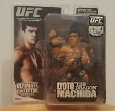"ROUND 5 - UFC SERIES 1 - ULTIMATE COLLECTOR  - LYOTO ""The Dragon"" MACHIDA"