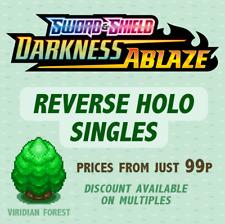 Pokemon - SWSH Darkness Ablaze - Reverse Holos -