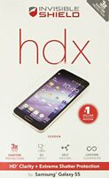ZAGG InvisibleShield HDX Screen Protector - HD Clarity + Extreme Shatter Prot