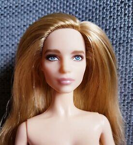 Barbie Collector Natalia Vodianova Model Muse Top Model 2016 Nude Doll CHX13 RAR