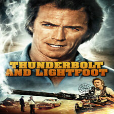 Thunderbolt And Lightfoot, 1974, Original Movie, DVD Video,  Clint Eastwood