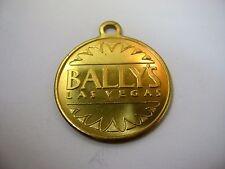 Vintage Keychain Pendant: Bally's Las Vegas MVP Plus Bally Buck$