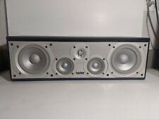 Infinity Primus PC350 Center Channel Speaker Black  3 way 150W