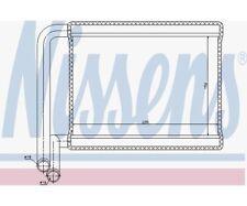 NISSENS Heat Exchanger, interior heating 77527