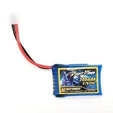 3.7V/1S 200mAh Li-Po Battery for HISKY FBL80