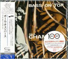 PAUL CHAMBERS-BASS ON TOP -JAPAN SHM-CD C94