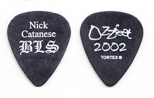 Black Label Society Nick Catanese Signature Guitar Pick - 2002 OzzFest Tour BLS