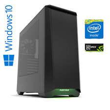 Gaming PC - Intel i5-8600K | GTX 1080 8GB | 16GB DDR4 | 240GB SSD + 2000GB HDD