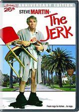 The Jerk (DVD, 2005, 26th Anniversary Edition) Steve Martin NEW