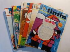 journal de TINTIN (français) 20 ème année 1968