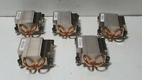 LOT OF 5 HP 578011-002 CPU HEATSINKS  HP Elitedesk G1 800