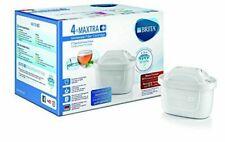 BRITA MAXTRA + Cartouche pour Carafe Filtrante - Pack de 4