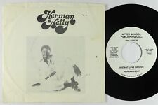 Funk 45 - Herman Kelly - Instant Love Groove - After School Publishing - VG+ mp3