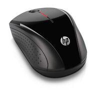 HP X3000 drahtlose optische Maus (2,4GHz) Linkshänder  Rechtshänder 1200 dpi