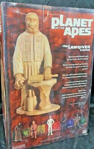 Sideshow Planet of the Apes Lawgiver Statue 2005 SDCC Exclusive Bloody Vision!