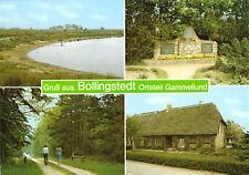 AK, Bollingstedt, OT Gammellund, vier Abb., um 1980