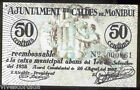 Town Hall Of Caldes Of Montbui 50 Cents @ Valleys Occiodental - Barcelona @