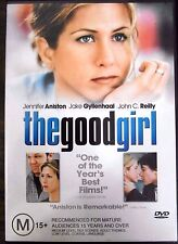 THE GOOD GIRL Jennifer Aniston Jake Gyllenhaal DVD Like New