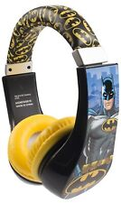 Batman 30382 Kid Safe Over the Ear Headphone