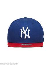 New Era Snapback 100% Cotton Hats for Men