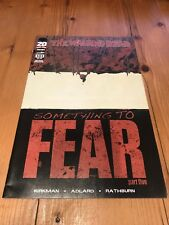 The Walking Dead Issue #101 2nd Second Print Negan Connecting Cover Image Comics