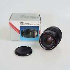 >Minolta Maxxum AF - Focal 28/70mm Auto Focus Lens f3.5-4.5