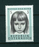 Austria 1966 Austrian Save the Children Fund Stamp MNH Sg 1484