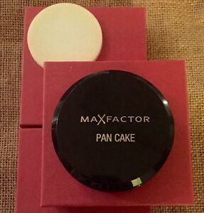 MaxFactor PanCake Foundation - FAIR NATURAL - NEW - Shipped from USA - ORIGINAL