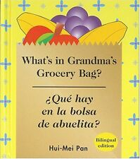 Whats in Grandmas Grocery Bag?/Que hay en la bol