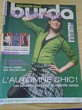 MAGAZINE BURDA COUTURE  FACILE  L'AUTOMNE  CHIC  2004 E803