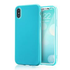 For Apple iPhone X XR XS Max Case Ultra Thin Soft Silicone TPU iPhone 10 Bumper