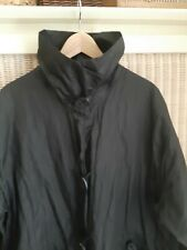 Sulu Kerstin Bernecker Ladies Black unusual lightweight jacket. XL