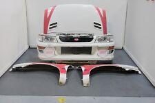 1993-2001 Subaru Impreza STi V5 GC8 Front End Conversion With 22B Replica Bumper