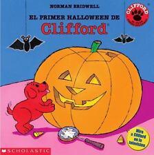 El primer Halloween de Clifford (Spanish Edition) Norman Bridwell Paperback