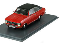1:43 OPEL Olympia LS Red/Black 1970 NEO43755 Neo Scale Models
