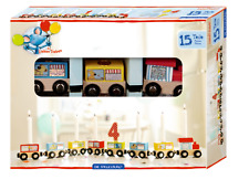 Kid's Birthday Birthday Train Holzgeburtstagszug 14762 You Love Seven 1 - 7