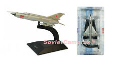 1/120 Mikoyan MiG-21 Fishbed Russian Soviet Supersonic Jet Fighter Deagostini