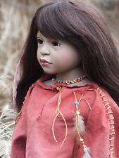 Götz Puppe Ashaninca I ✿✿ Philip Heath a World of children ✿✿ Gotz Doll Poupee