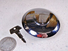 82 HONDA CB750SC CB750 NIGHTHAWK 750 GAS FUEL PETROL CAP LID COVER & KEY