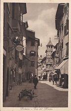 # BOLZANO: VIA DEL MUSEO  1935