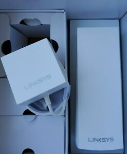MINT LINKSYS VELOP Whole Home WiFi Single Node Tri-Band Router AC2200 WHW03 V2