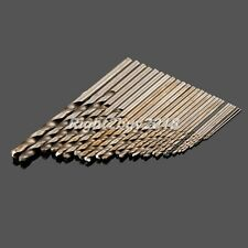 10pcs 0.5mm-3.5mm Micro HSS Twist Drill Bits Straight Shank Electrical Drilling