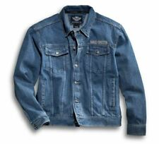 Harley-Davidson® Men's Bar & Shield Denim Jacket 99040-08VM